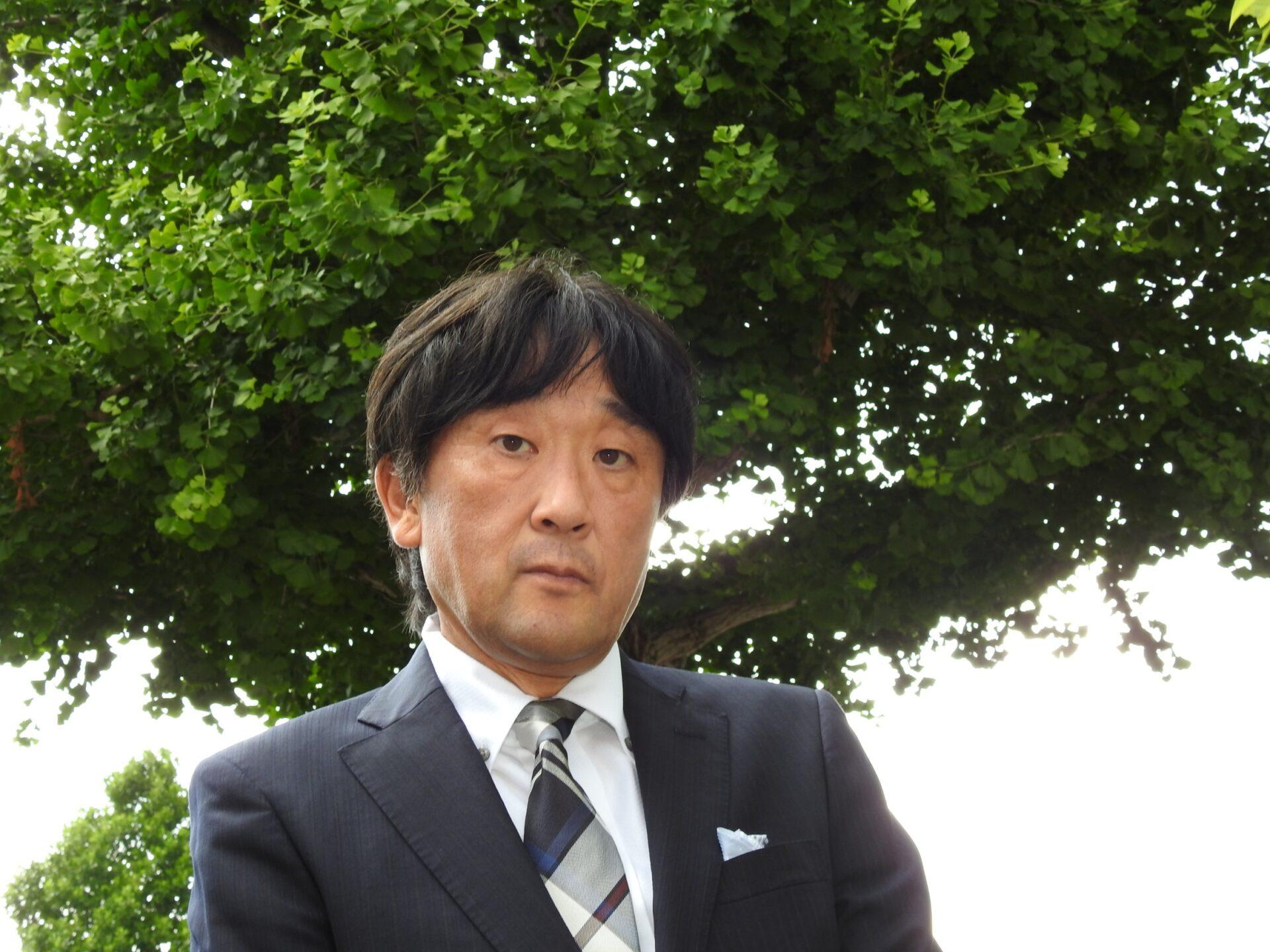 青葉リサーチ代表小林賢司
